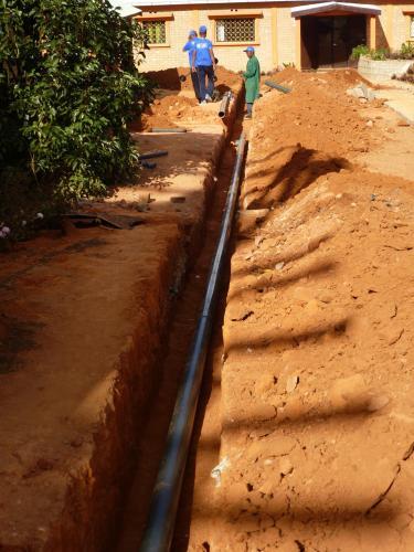 Le projet de l'eau avance - 14