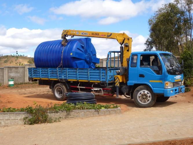 Le projet de l'eau avance - 15