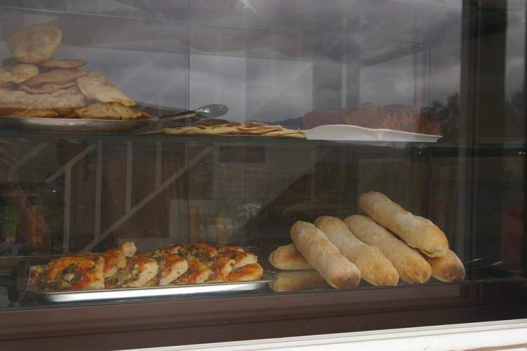 Boulangerie patisserie .