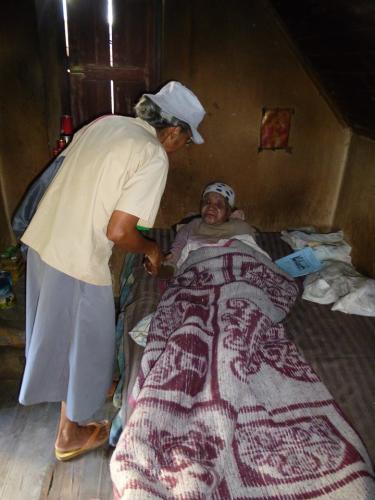 Visite des familles d'Anjomakely - 2