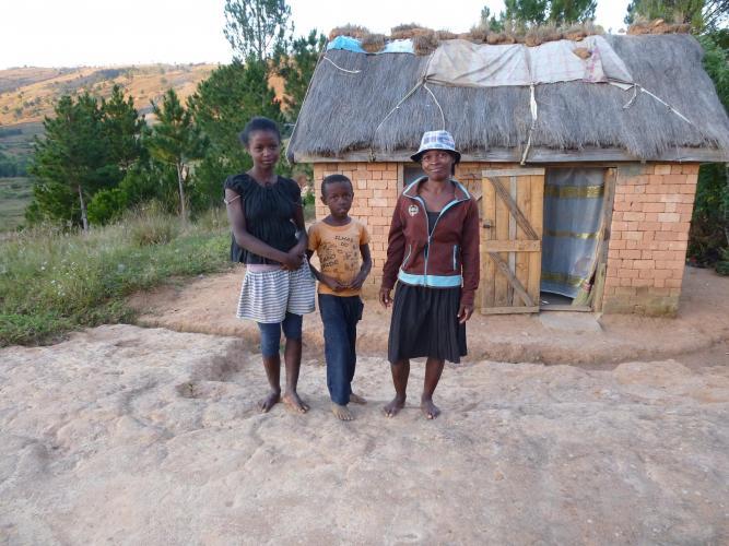 Visite des familles d'Anjomakely - 3