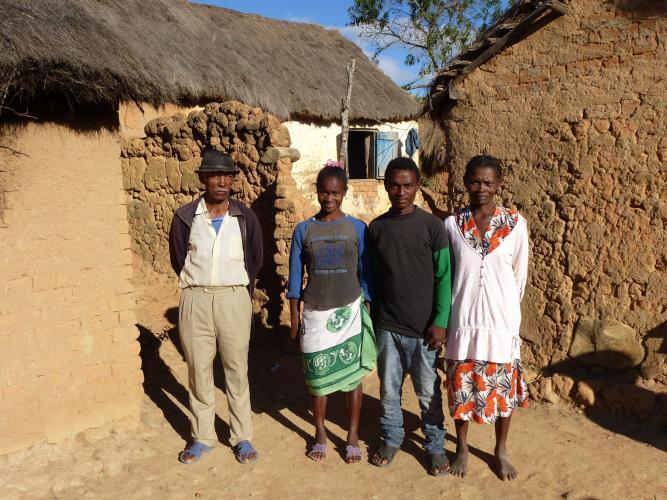 Visite des familles d'Anjomakely - 4