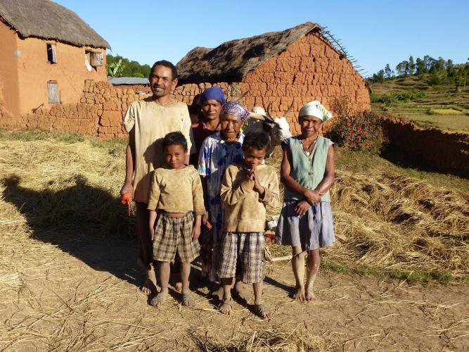 Visite des familles d'Anjomakely - 6