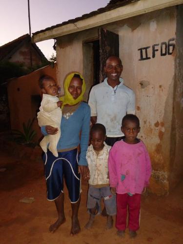 Visite des familles d'Anjomakely - 7