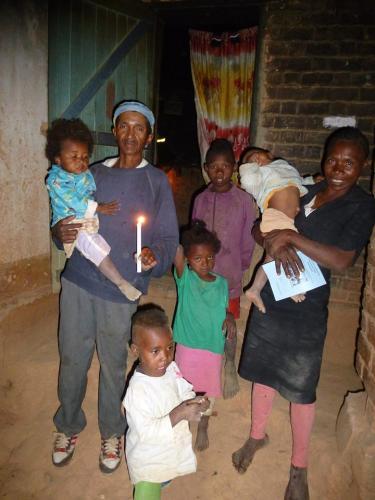 Visite des familles d'Anjomakely - 8