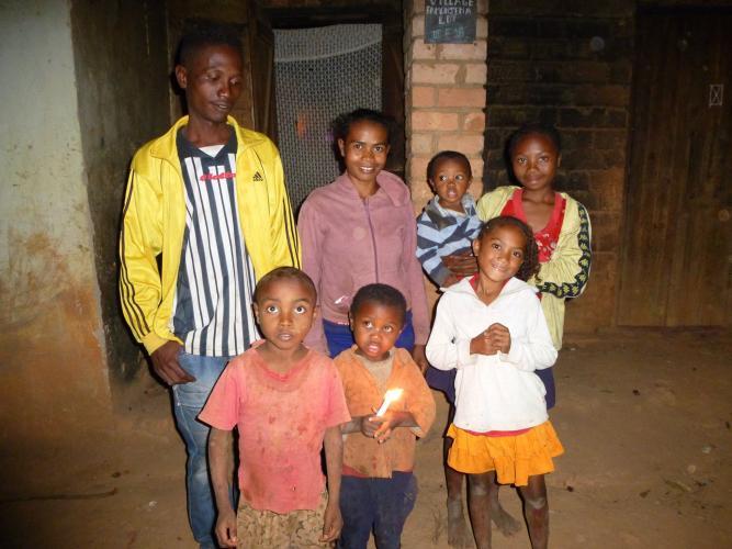 Visite des familles d'Anjomakely - 9